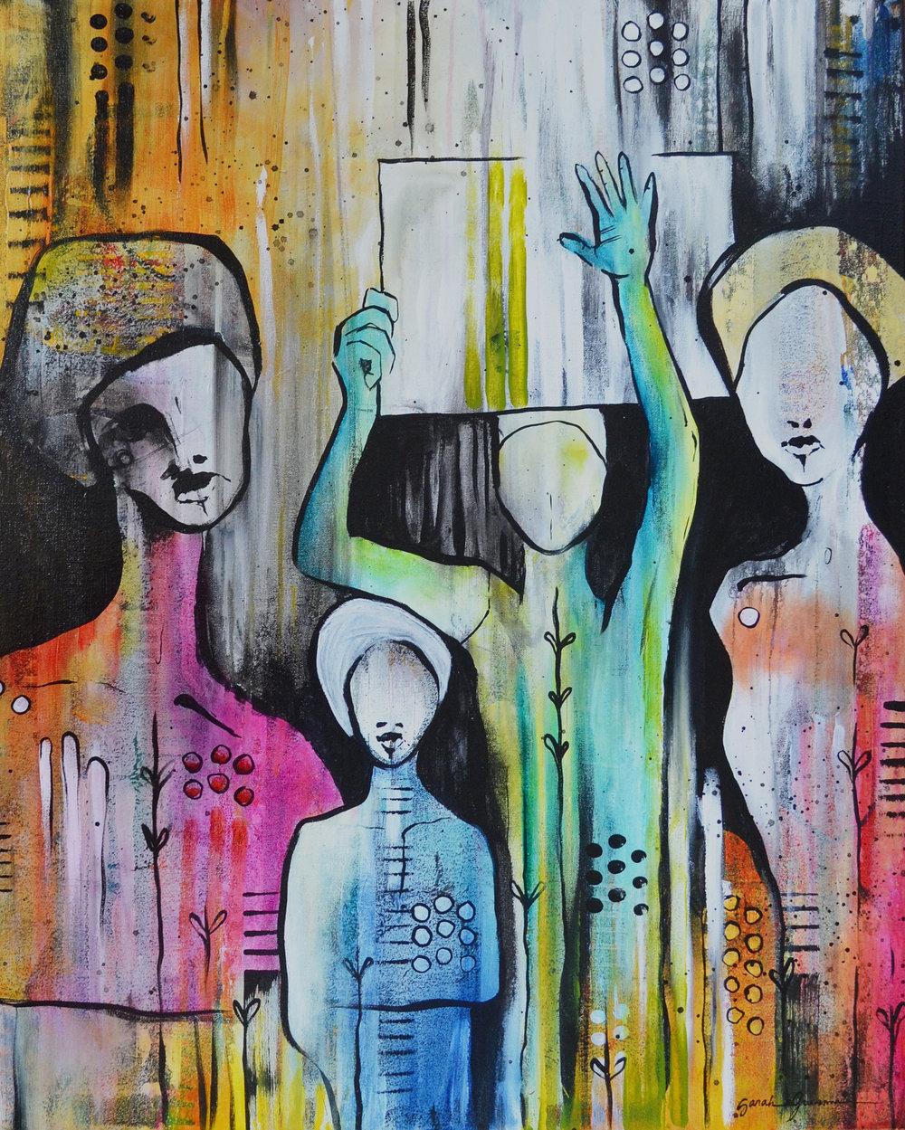 """Seraphim"" by Sarah Greenman"