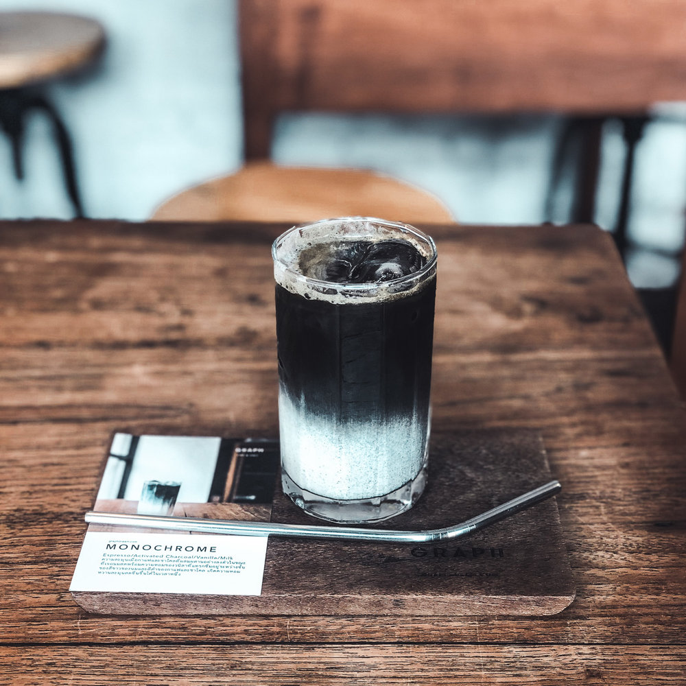 Metal beats plastic every time - More and more cafes are converting to reusable straws!