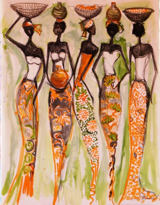 African Princess 1