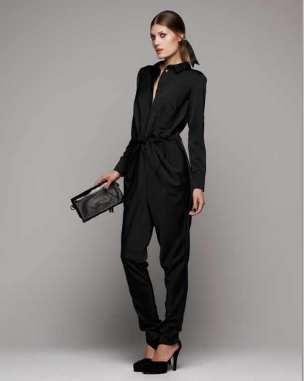 Whiite jumpsuit