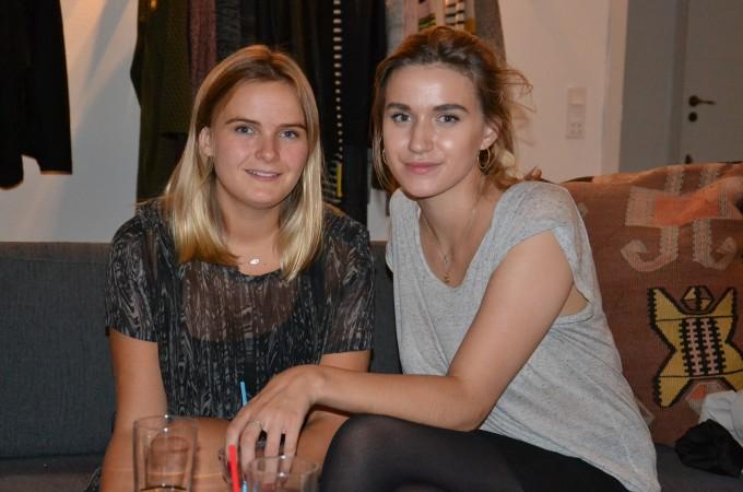 Nanna og Katrine