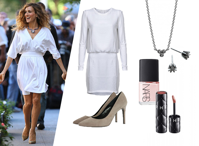 Carrie Bradshaw Get the style 1