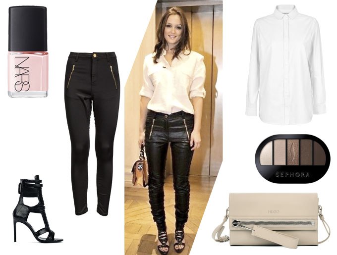 get the style - leighton meester 1