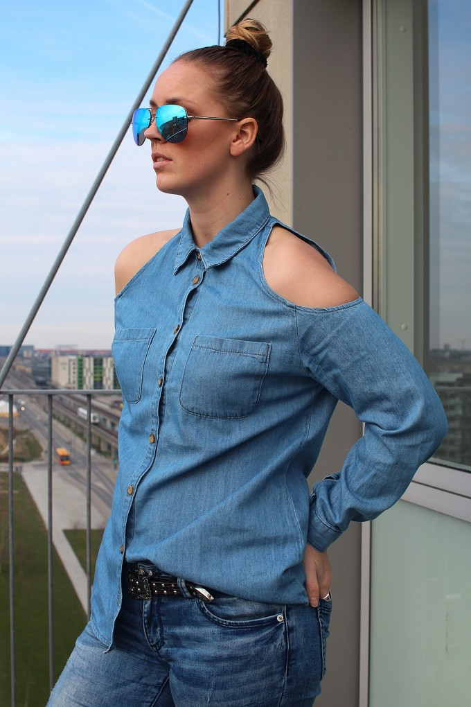 Style blog ASOS  Frederikke Egel Bluse + belt