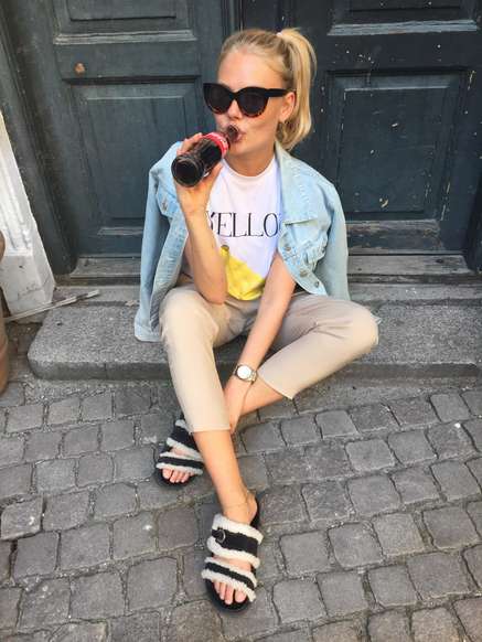 sand pants asos sunnies freja wewer