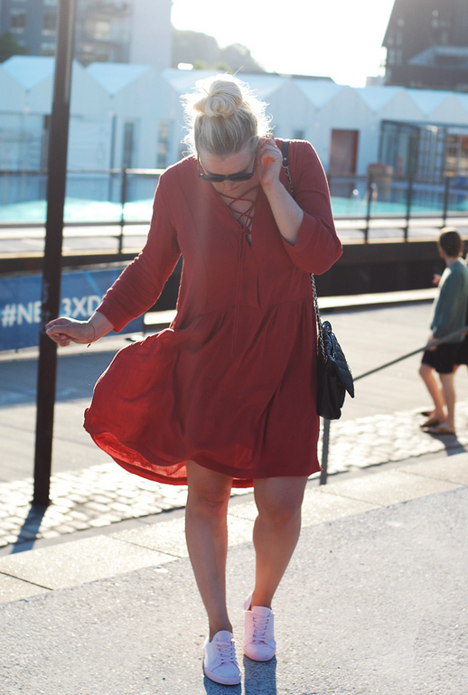 Just Female dress asos shoes miss jeanette