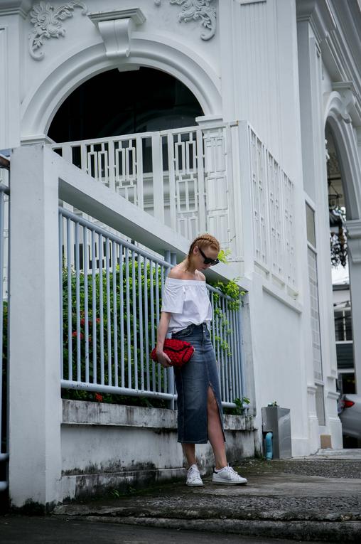 maria jernov envii bluse + adidas originals
