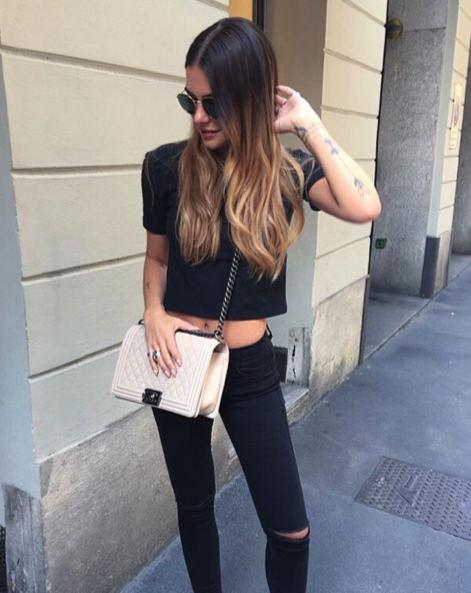 Michala kjaer fiveunits jeans