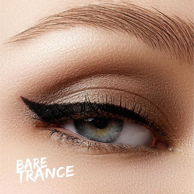 What is you favourite shade from #baretrance? Or can't you choose! #meeki #makeup #eyeshadow #action