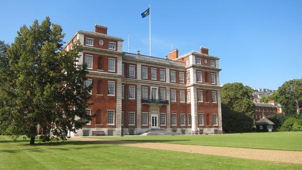 Marlborough House, Headquarters of the Commonwealth Secretariat and CATA
