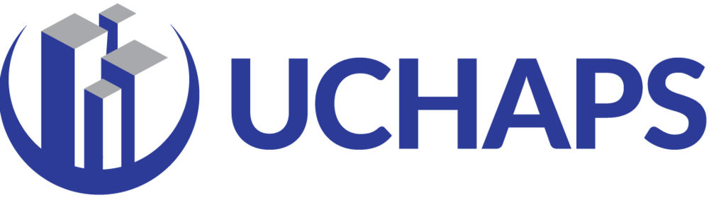 The Urban Coalition for HIV/AIDS Prevention Services (UCHAPS) Logo