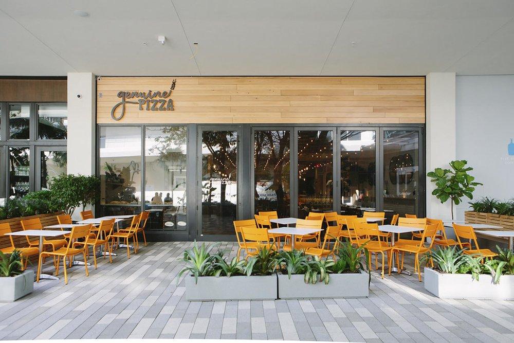 McKenzie Construction | Genuine Pizza