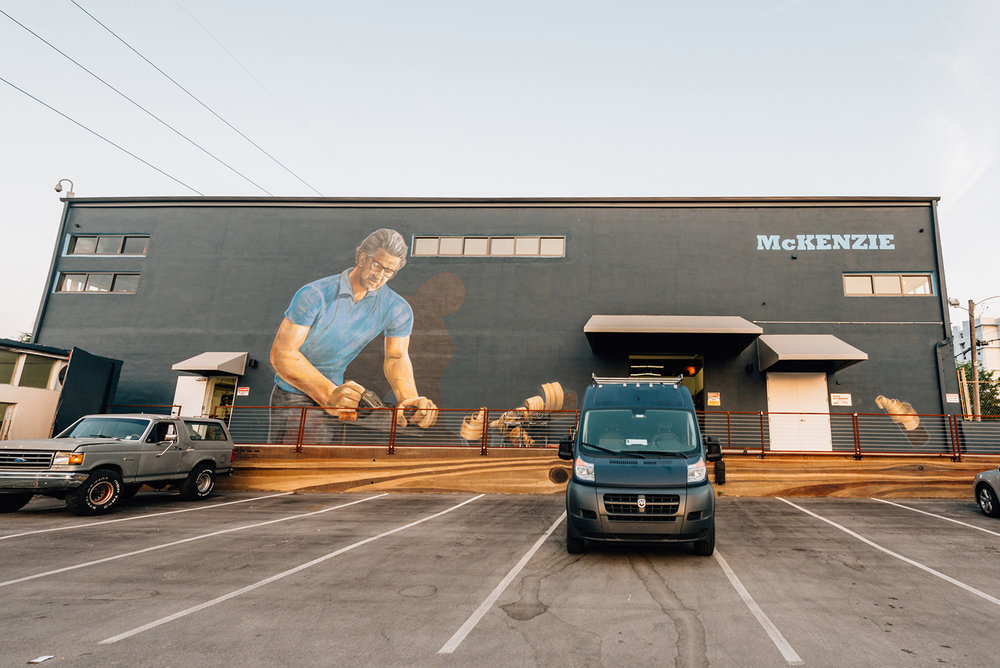 McKenzie Headquarters