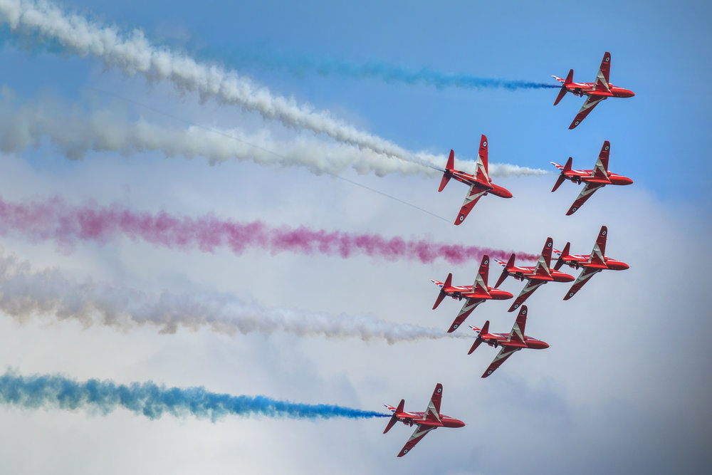 RAF Red Arrows first display of the season at Torbay Airshow .jpg