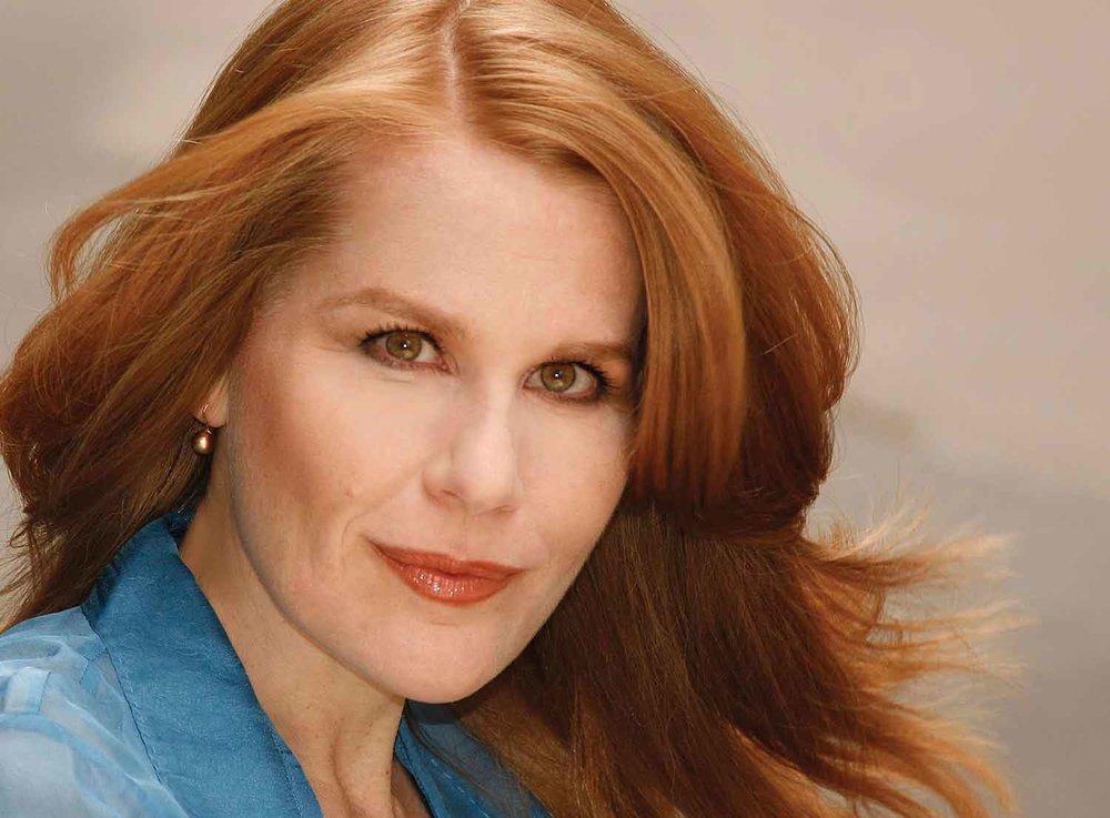 Julia Wade - In Blue