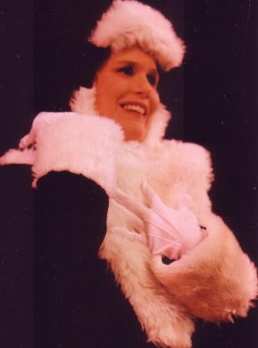 Julia as Socks The White House Cat