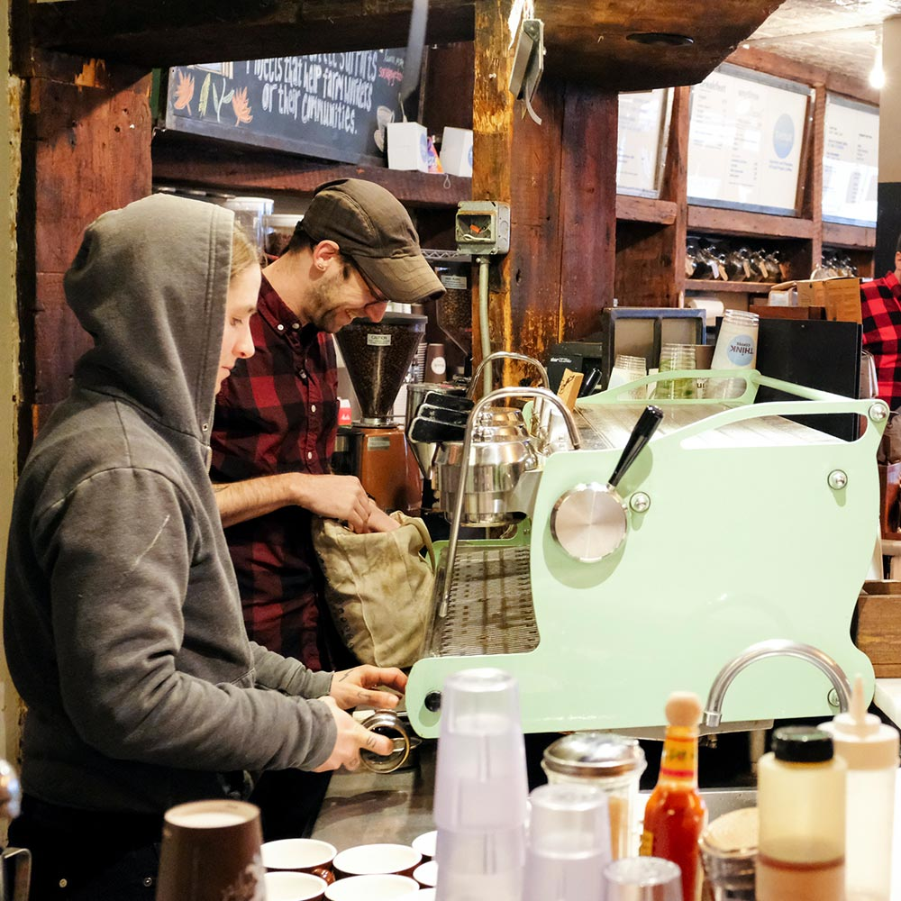 technical support - Our service department can procure, install and maintain a wide variety of coffee and tea brewing equipment. We provide preventive maintenance and have you covered in case of an emergency.