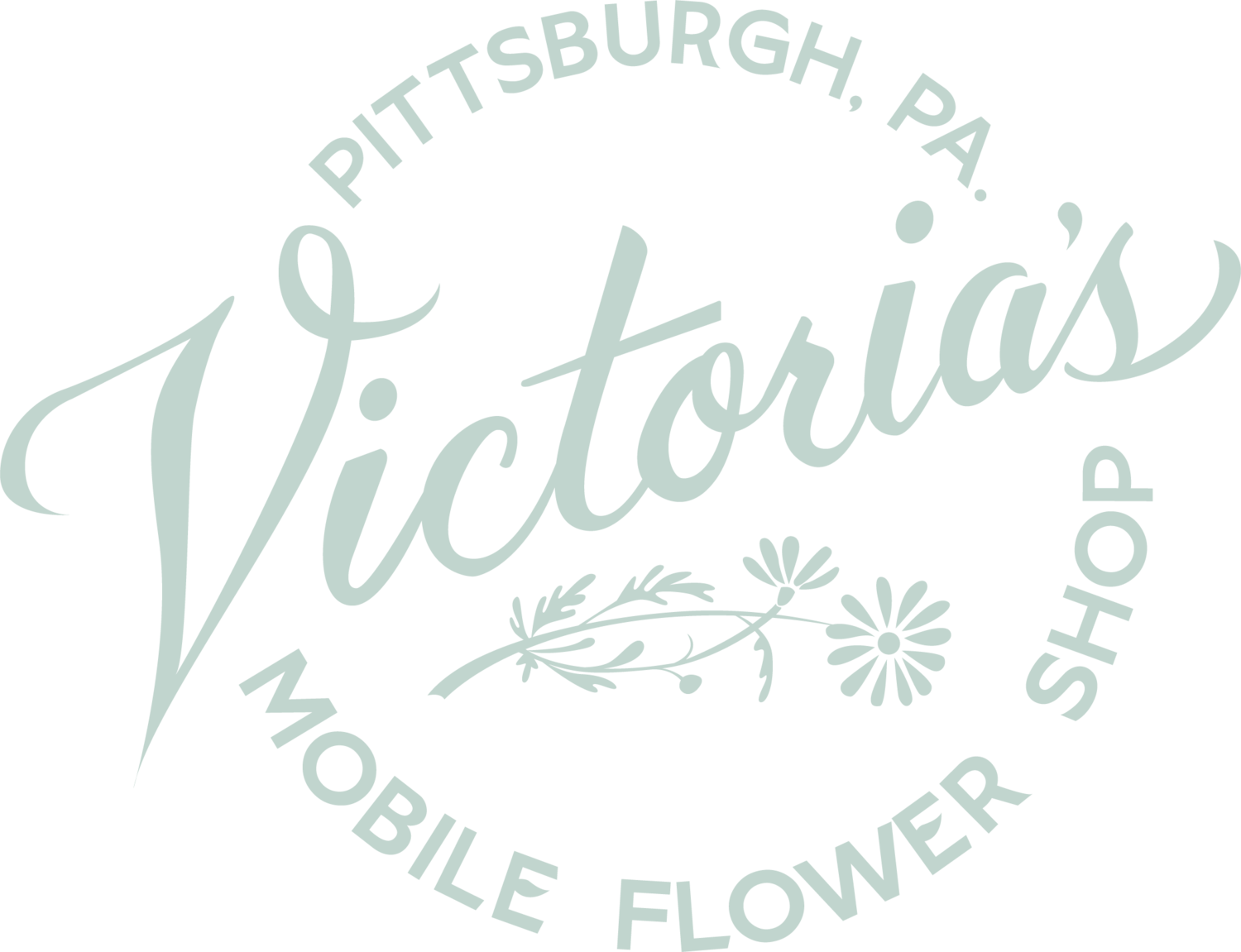 Victoria's  Mobile Flower Shop
