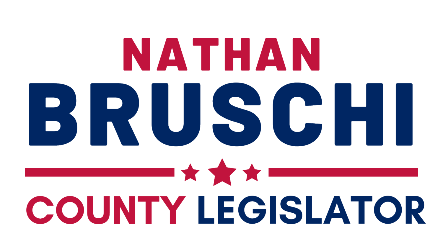Nathan Bruschi for County Legislator