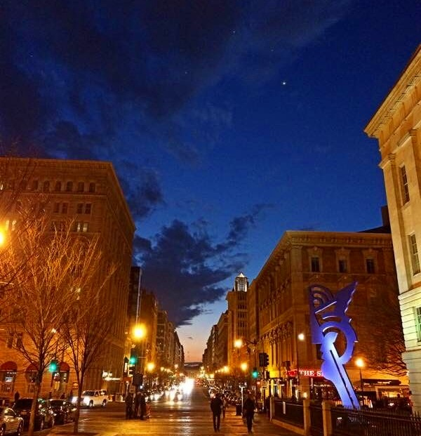 Washington DC Luxury Condos - Nightlife scene