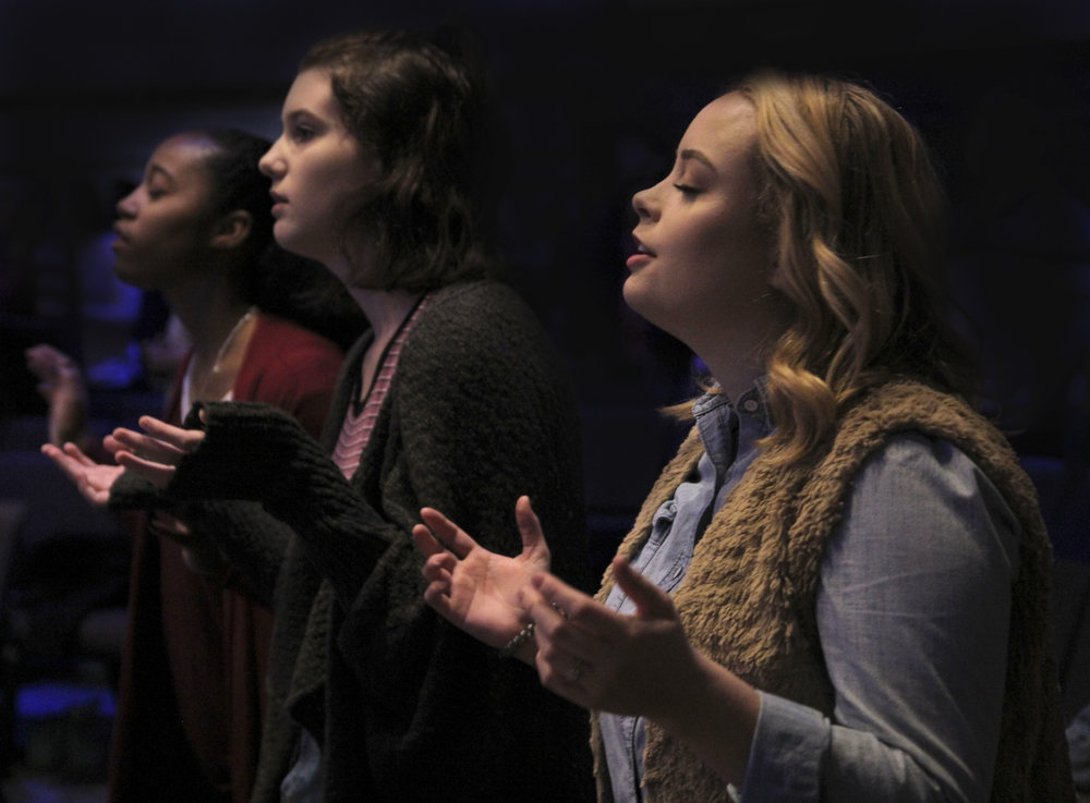 We can't wait to worship with you this Sunday!