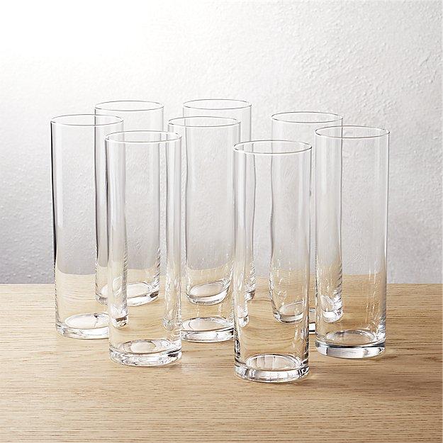 Glasses Set - CB2 $14