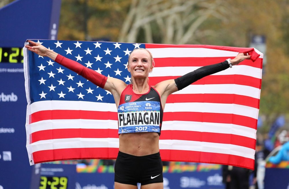 """The Shalane Flanagan Effect"""