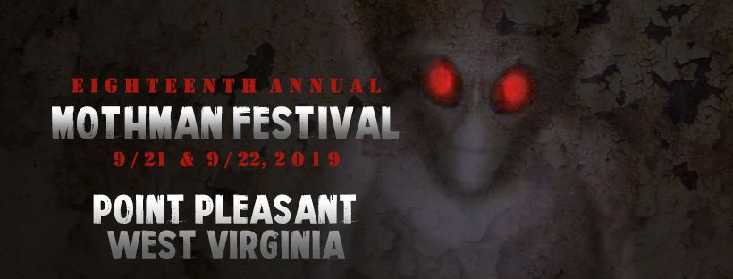 Mothman Festival — Small Town Monsters