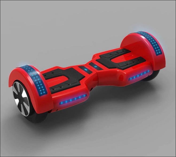 Sweet Express Custom Hoverboard