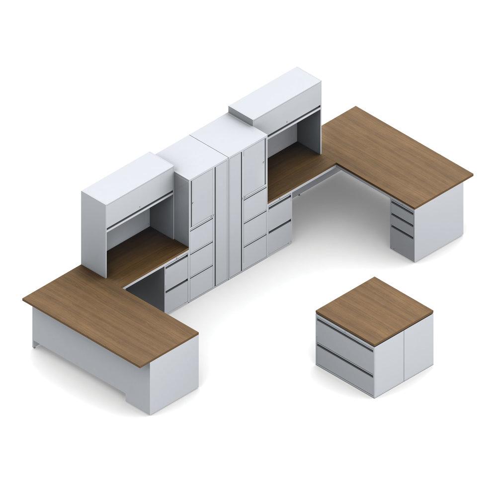 Metal Desks