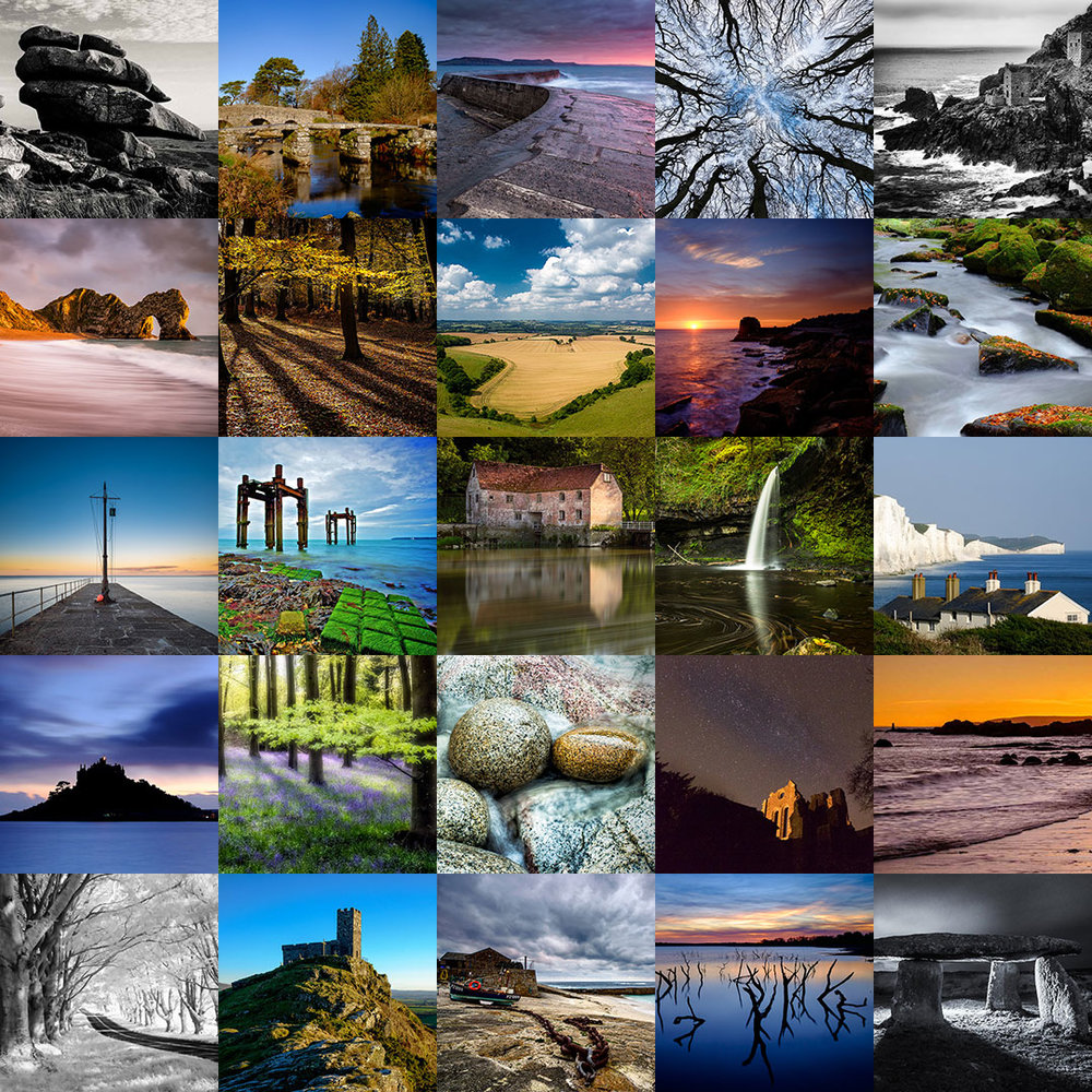 Workshops - For the past few years I have run a busy schedule of landscape photography tuition workshop courses at various locations across the UK including Cornwall, Devon, Dorset, Hampshire, Northumberland, North and South Wales, plus Anglesey.Now based on the Isle of Skye in Scotland I am able to offer bespoke 1 to 1 and small group workshops (up to 3 participants, if you have friends or relatives who would like to join you).My landscape photography workshop courses are totally customised to your requirements and feature a half or full day of photography and instruction.