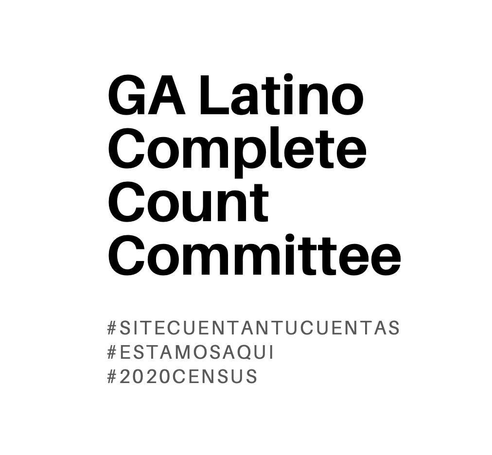 Latino Complete Count Committee in Georgia