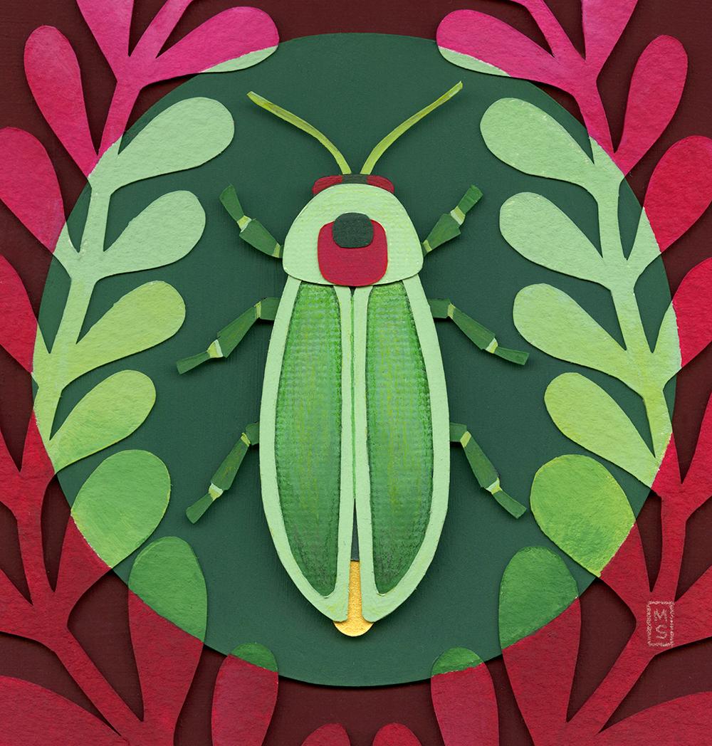 """Green Bug"""