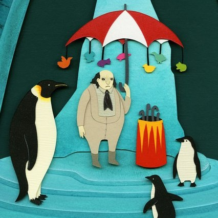 Penguin and Penguins - $550
