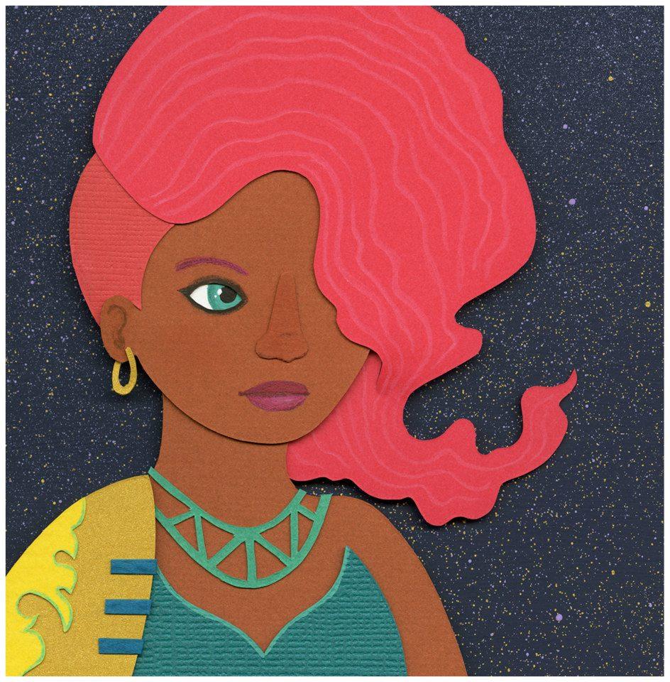 """Queen of the Cosmos"""