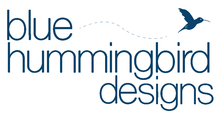 Blue Hummingbird Designs