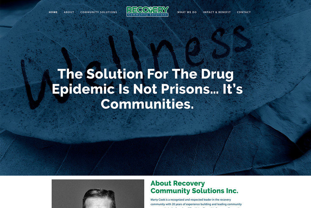 Recovery Community Solutions