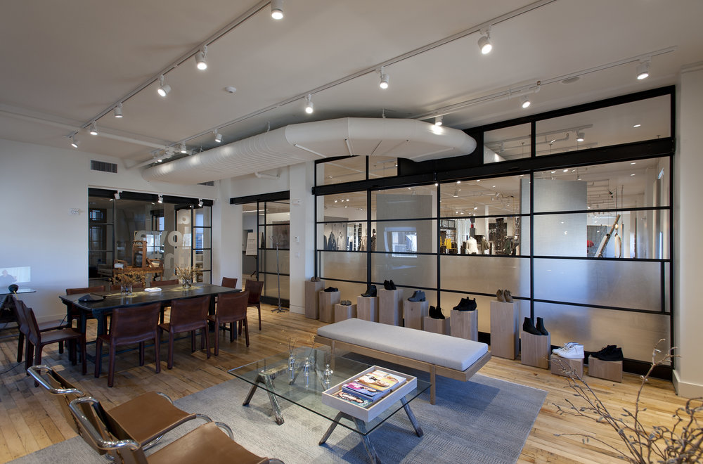 Eileen Fisher – Phase II  Manhattan, NY