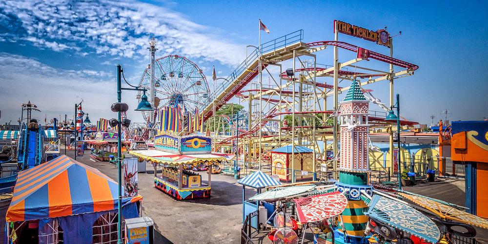Luna Park – Coney Island  Brooklyn, NY