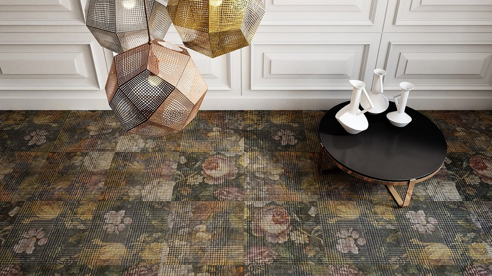 OBJECT CARPET - Digitally printed carpet tile & rugs