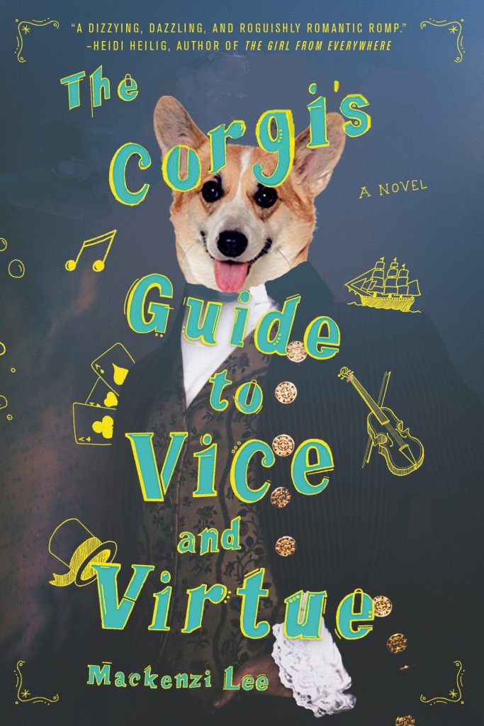 CORGI GUIDE TO VICE