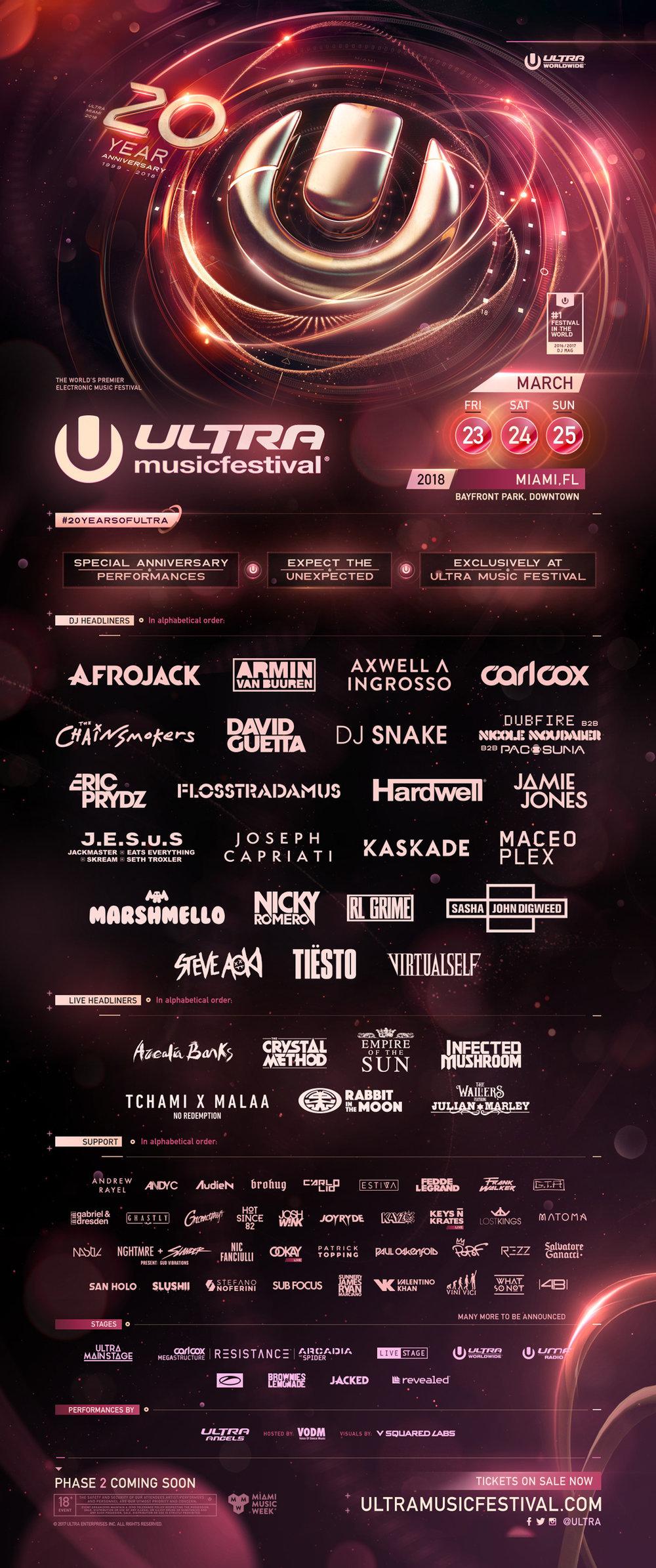 Image via Ultra Music Festival  www.ultramusicfestival.com