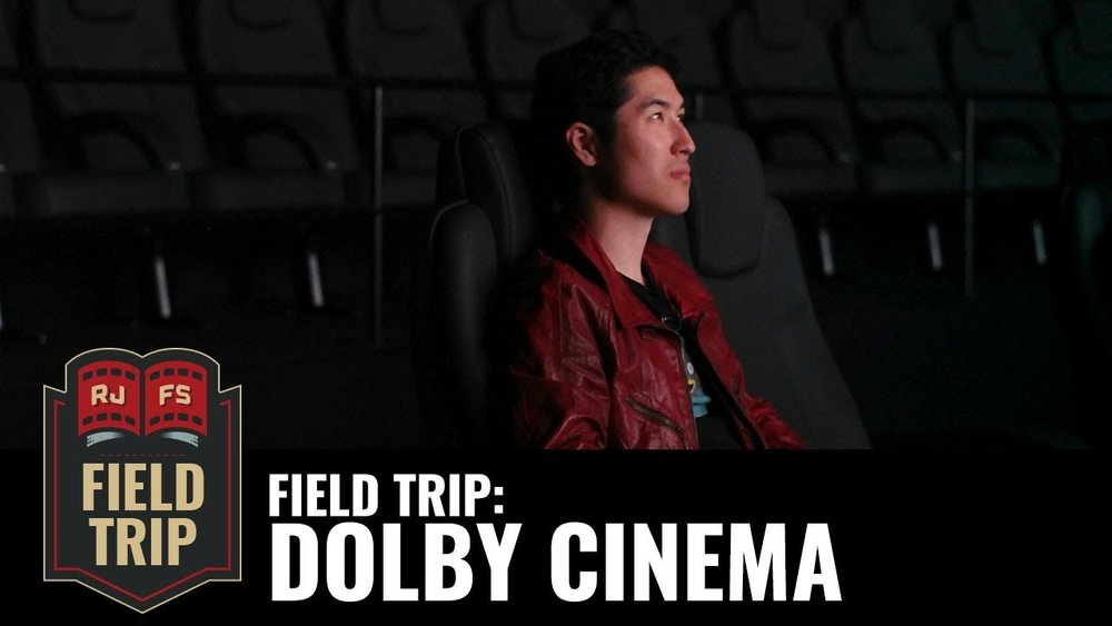 RJFS Field Trip: Dolby Cinema - All Production and Post Sound, Host