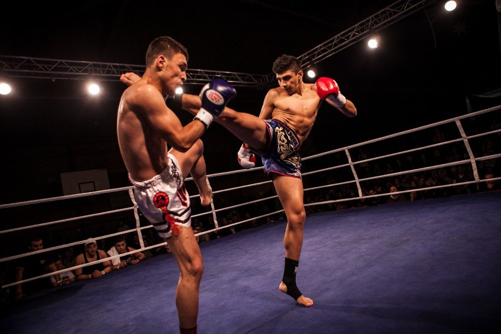 Muay Thai -