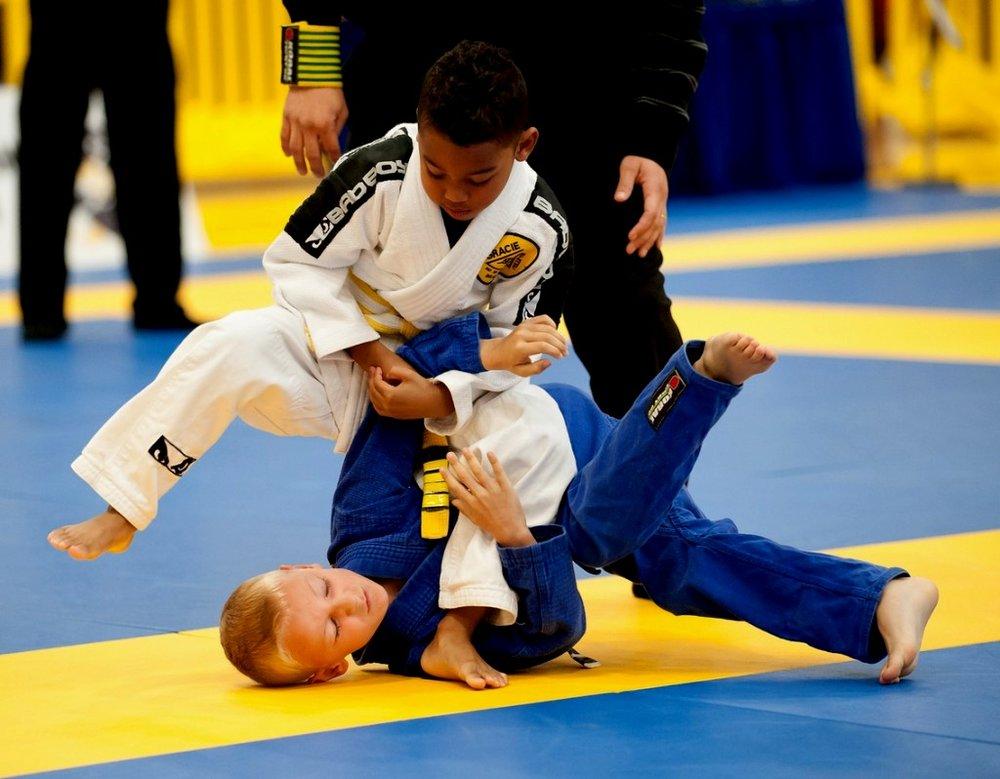Kids Self Defense -