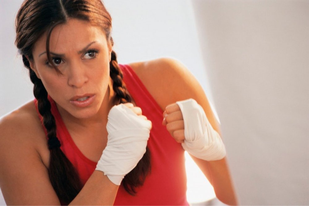 Women's Self Defense -