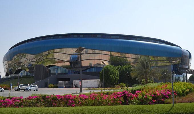 مجمع حمدان الرياضي