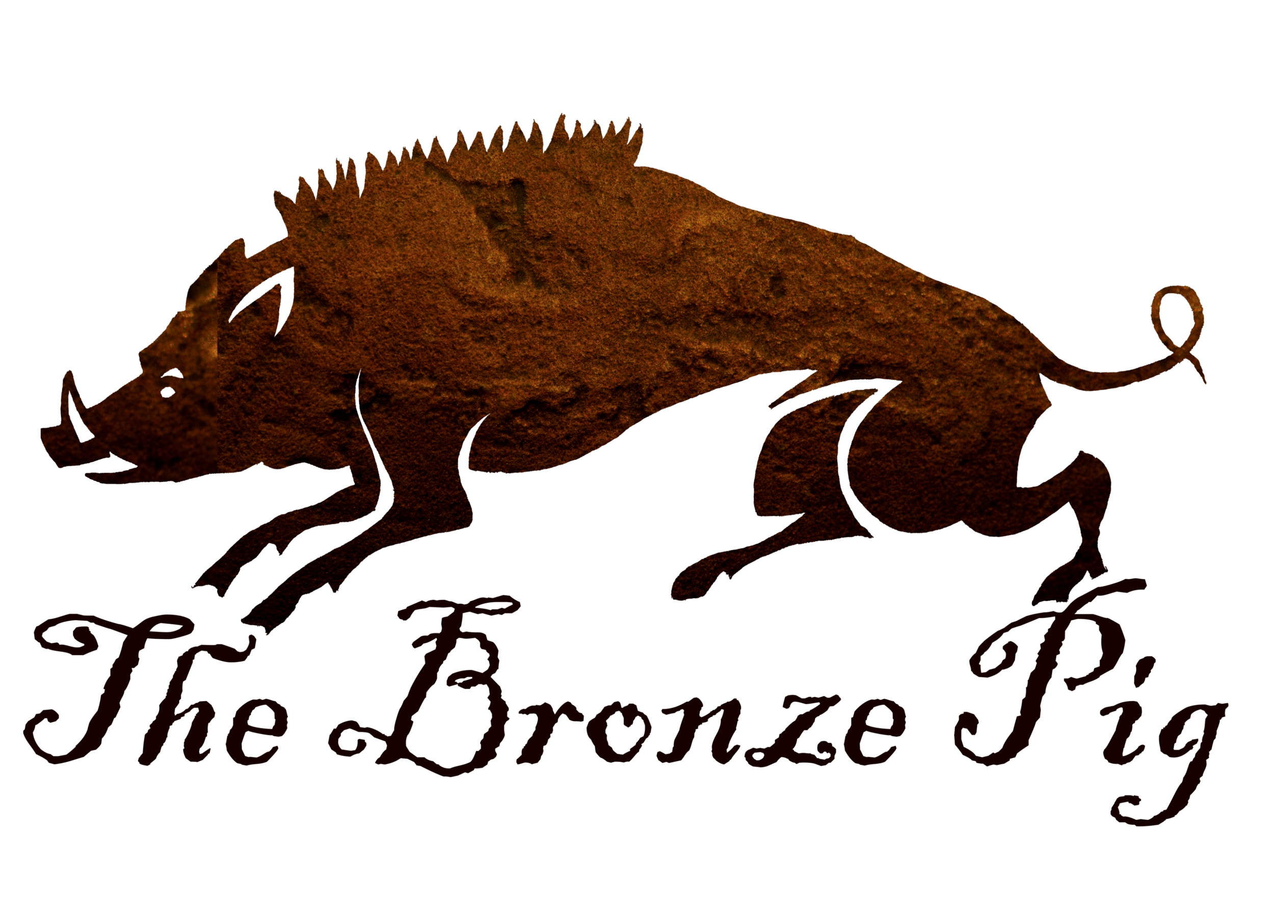 The Bronze Pig
