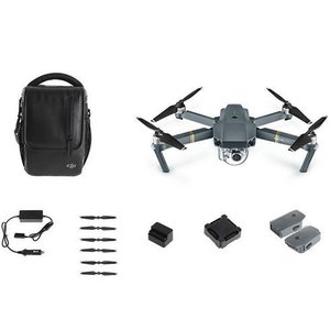 DRONE KIT - Add aerial images to your web video. We lend you a Mavic Pro and link you with VRT employees with a pilot's license. Just do it. Now available at TOR.