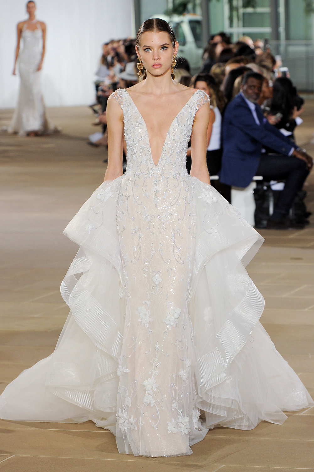 Bridal Fall 2019 Couture   LYSANDRA    INQUIRE